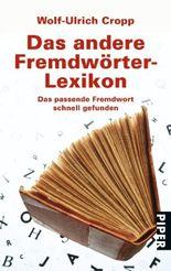 Das andere Fremdwörter-Lexikon