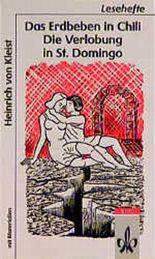 Das Erdbeben in Chili / Die Verlobung in St. Domingo. Mit Materialien. (Lernmaterialien) (Lesehefte für den Literaturunterricht)