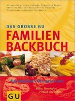Das große GU Familien-Backbuch