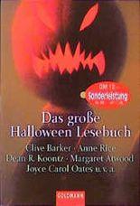 Das große Halloween Lesebuch