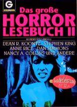 Das große Horror - Lesebuch II
