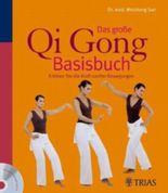 Das große Qi-Gong-Basisbuch, m. Audio-CD
