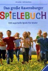 Das große Ravensburger Spielebuch