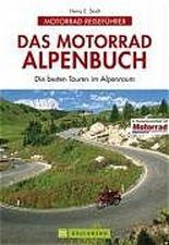 Das Motorrad-Alpenbuch