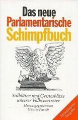 Das neue Parlamentarische Schimpfbuch