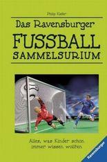 Das Ravensburger Fußball-Sammelsurium