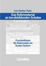 Das Referendariat an berufsbildenden Schulen