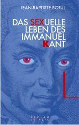 Das sexuelle Leben des Immanuel Kant