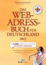 Das Web-Adressbuch für Deutschland 2012