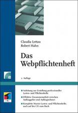 Das Webpflichtenheft, m. CD-ROM