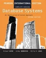 DATABASE SYSTEMS COMPLETE VERSION