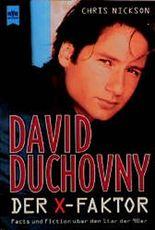 David Duchovny, Der X-Faktor