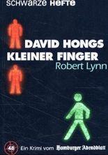 David Hongs kleiner Finger