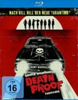 Death Proof - Todsicher, 1 Blu-ray