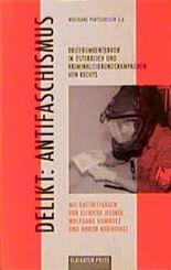 Delikt: Antifaschismus