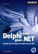Delphi 2005 goes .NET, m. CD-ROM