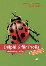 Delphi 6 für Profis, m. CD-ROM