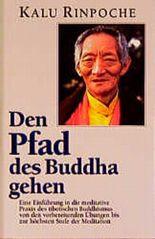Den Pfad des Buddha gehen