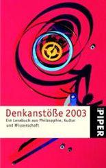 Denkanstöße 2003
