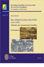 Der Afghanistan-Konflikt (2002-2004)