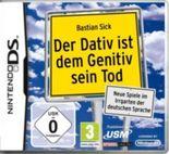 Der Dativ ist dem Genitiv sein Tod (Nintendo DS)