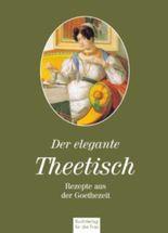 Der elegante Theetisch