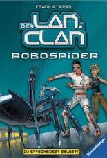 Der LAN-Clan, Band 1: Robospider