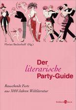Der literarische Party-Guide