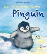 Der neugierige kleine Pinguin