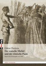 Der teutsche Michel und der römische Papst