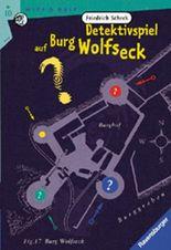 Detektivspiel auf Burg Wolfseck