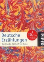 Deutsche Erzählungen. Von Droste-Hülshoff bis Raabe
