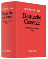 Deutsche Gesetze 2008