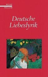 Deutsche Liebeslyrik