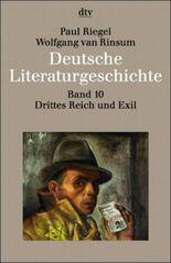 Deutsche Literaturgeschichte vom Mittelalter bis zur Gegenwart in 12 Bänden