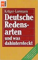 Deutsche Redensarten und was dahintersteckt.