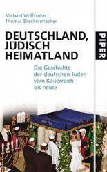 Deutschland, jüdisch Heimatland