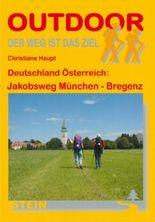 Deutschland Österreich: Jakobsweg München - Bregenz