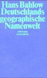 Deutschlands geographische Namenwelt