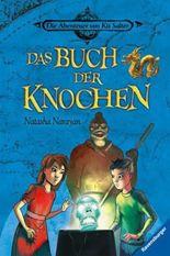 Die Abenteuer von Kit Salter 3: Das Buch der Knochen