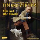 Die Abenteuer von Tim und Struppi Tim auf der Flucht