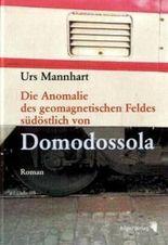 Die Anomalie des geomagnetischen Feldes südöstlich von Domodossola