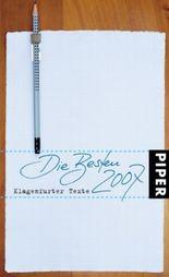 Die Besten 2007 – Klagenfurter Texte