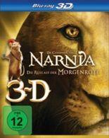 Die Chroniken von Narnia , Die Reise auf der Morgenröte 3D, 1 Blu-ray + Digital Copy