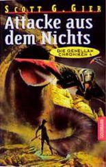 Die Genellan- Chroniken 4. Attacke aus dem Nichts.