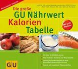 Die große GU Nährwert-Kalorien-Tabelle 2008/09