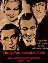 Die grossen deutschen Filme