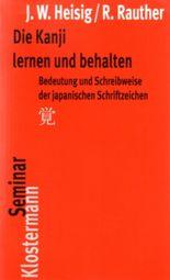 Die Kanji lernen und behalten