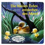 Die kleinen Enten entdecken den Mond