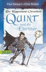 Die Klippenland-Chroniken, Band 8: Quint und die Eisritter